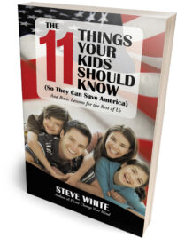 Book: 11 Things Your Kids Should Know by Steve White