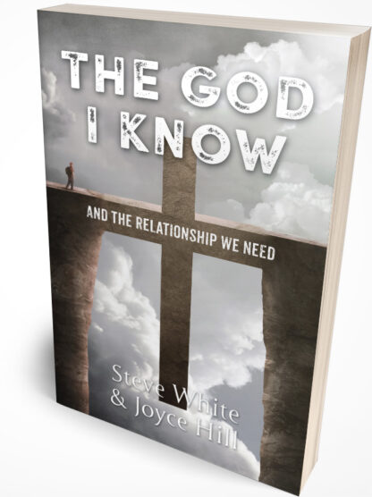 Book: The God I Know by Steve White
